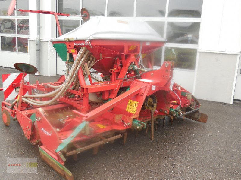 Drillmaschinenkombination des Typs Kverneland NG 300 M / DA 300 L, Gebrauchtmaschine in Langenau (Bild 1)