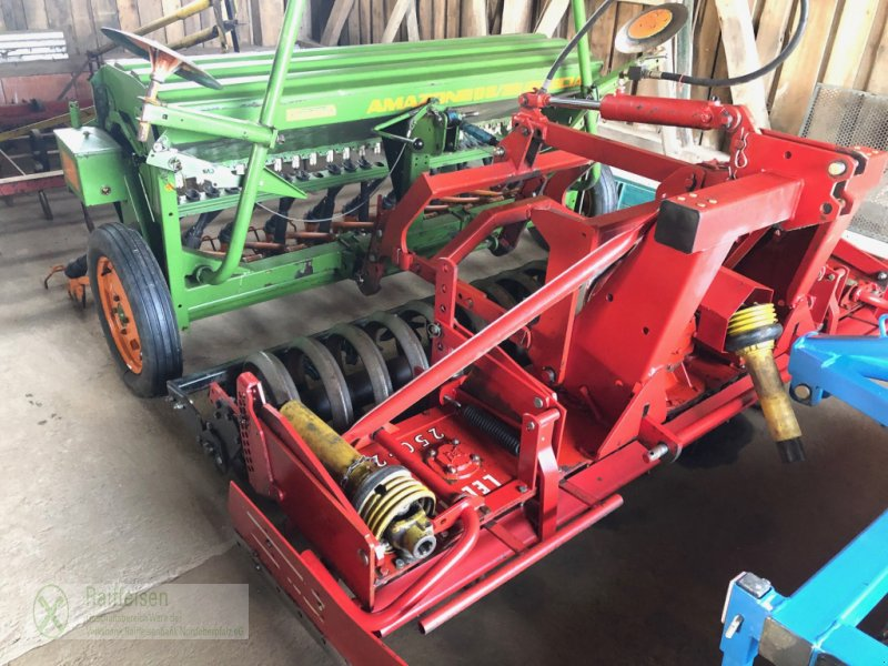 Picture Lely-Amazone 250-20 + D8 250 Special