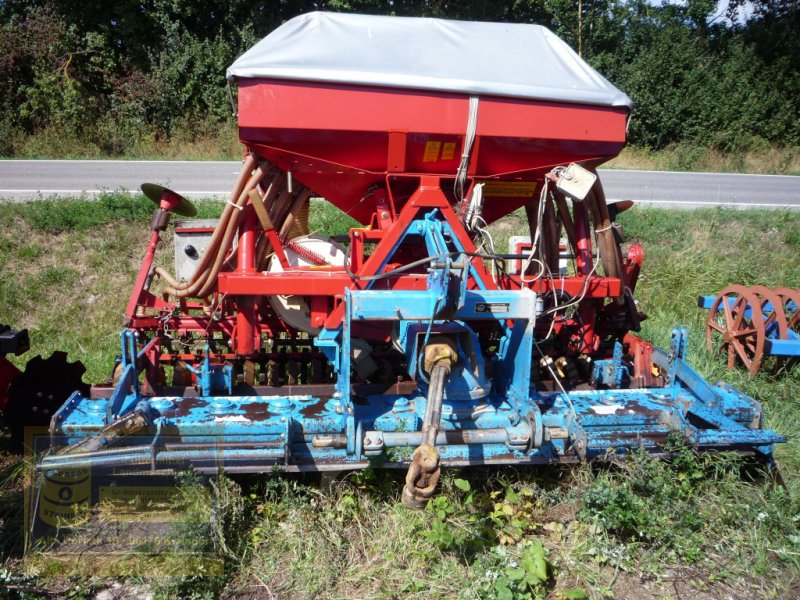 Drillmaschinenkombination типа Lemken/Accord Zirkon 7/300 und Pneumatic DA, Gebrauchtmaschine в Pfarrweisach (Фотография 1)