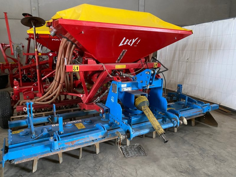 Drillmaschinenkombination des Typs Lemken/Lely Zirkon 7, Gebrauchtmaschine in Poing (Bild 1)