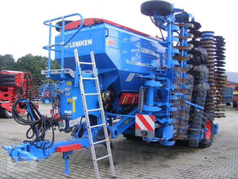 Drillmaschinenkombination des Typs Lemken COMPACT-SOLITAIR 9/6, Gebrauchtmaschine in Penzlin (Bild 1)