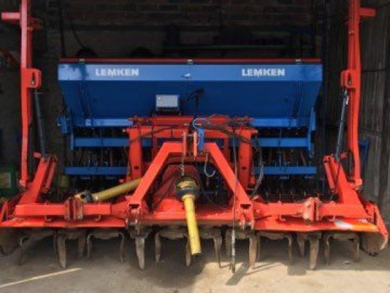 Drillmaschinenkombination a típus Lemken LEMKEN SAPHIR 7-300, Gebrauchtmaschine ekkor: FRESNAY LE COMTE (Kép 1)