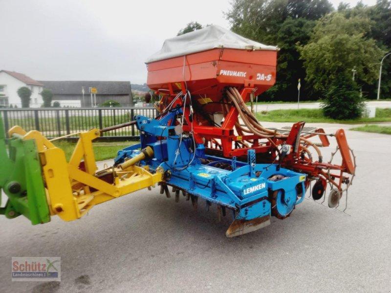 Drillmaschinenkombination des Typs Lemken Lemken Zirkon 9/300 und Accord DAS, Gebrauchtmaschine in Schierling (Bild 1)
