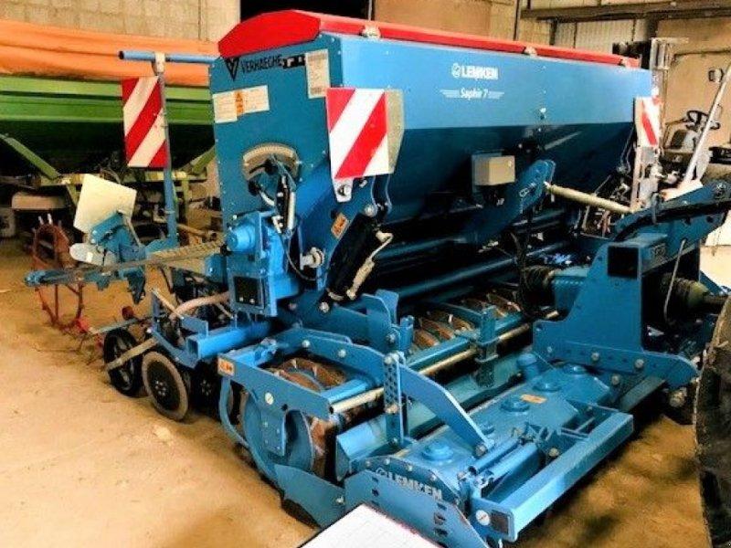 Drillmaschinenkombination des Typs Lemken MECANIQUE, Gebrauchtmaschine in HOUPLINES (Bild 1)