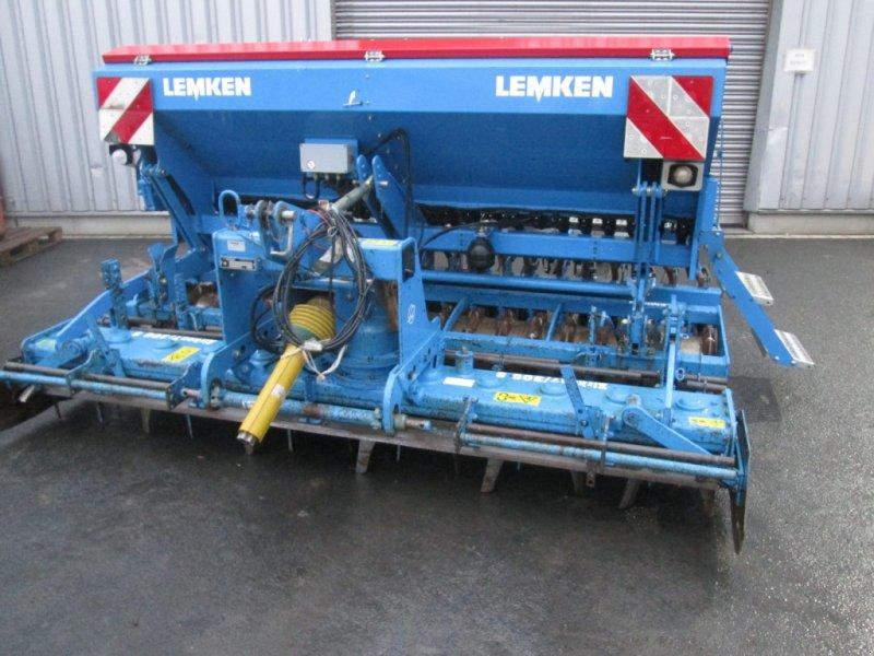 Drillmaschinenkombination a típus Lemken Saphir 7/300 DS B 150 20 R Zirkon 7S 7/300, Gebrauchtmaschine ekkor: Wülfershausen an der Saale (Kép 1)