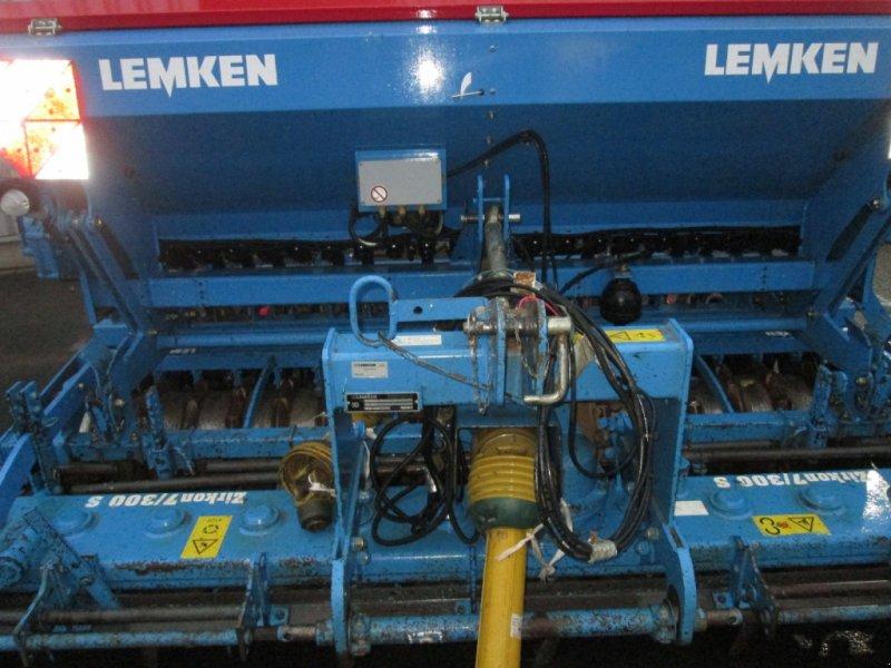 Drillmaschinenkombination des Typs Lemken Saphir 7/300 DS B 150 20 R Zirkon 7S 7/300, Gebrauchtmaschine in Wülfershausen an der Saale (Bild 6)