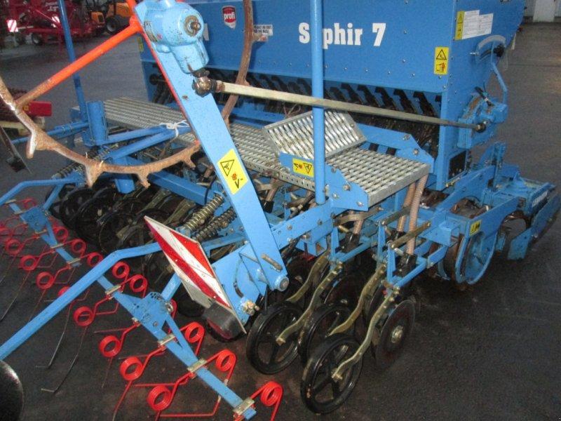 Drillmaschinenkombination des Typs Lemken Saphir 7/300 DS B 150 20 R Zirkon 7S 7/300, Gebrauchtmaschine in Wülfershausen an der Saale (Bild 7)