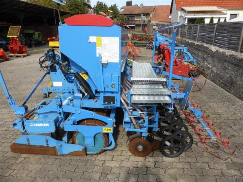 Drillmaschinenkombination des Typs Lemken SAPHIR 7/ZIRKON 10, Gebrauchtmaschine in Burgbernheim (Bild 3)