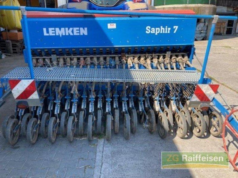 Drillmaschinenkombination des Typs Lemken Saphir 7, Gebrauchtmaschine in Bruchsal (Bild 3)