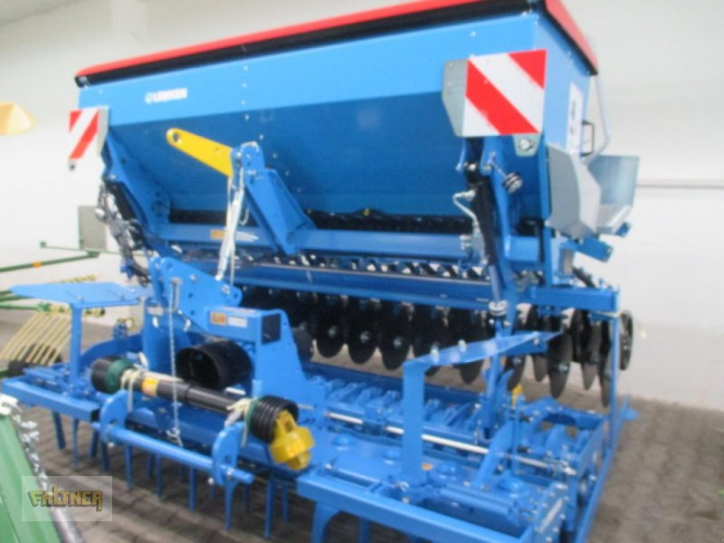 Drillmaschinenkombination des Typs Lemken SAPHIR 9/300 DS 125 ZIRKON 8, Neumaschine in Büchlberg (Bild 1)