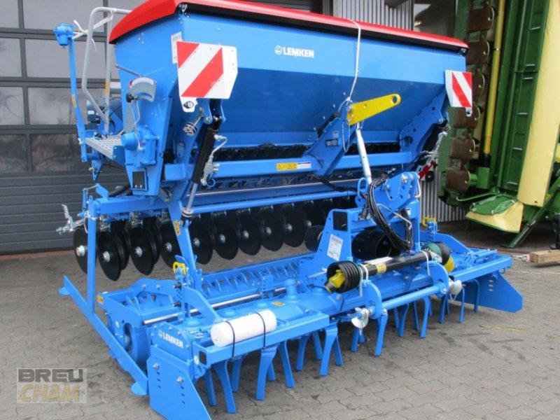 Drillmaschinenkombination des Typs Lemken Saphir 9+Zirkon 8, Neumaschine in Cham (Bild 1)