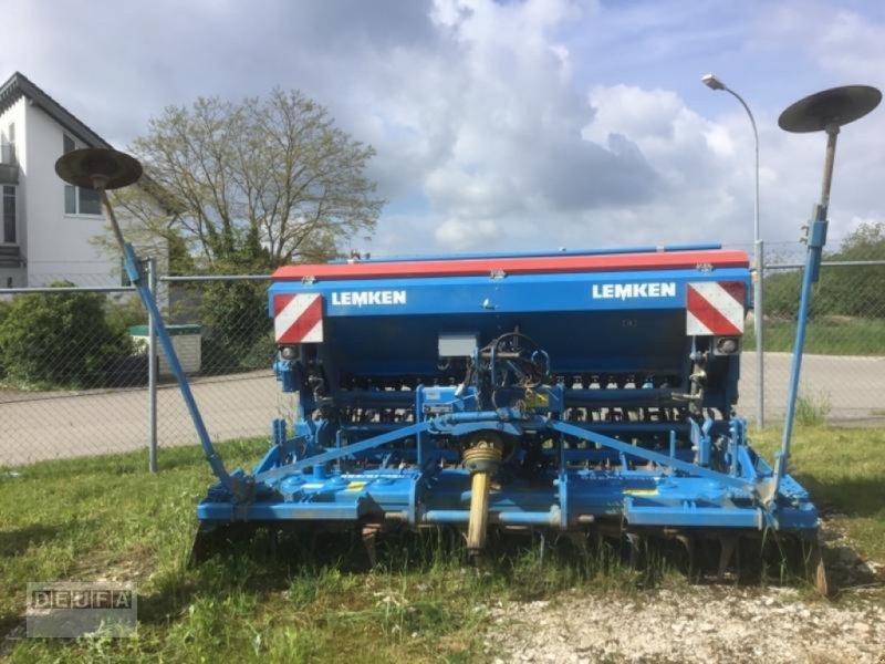 Drillmaschinenkombination des Typs Lemken Saphir7/300,  Zirkon 10/300, Gebrauchtmaschine in Erbach (Bild 1)