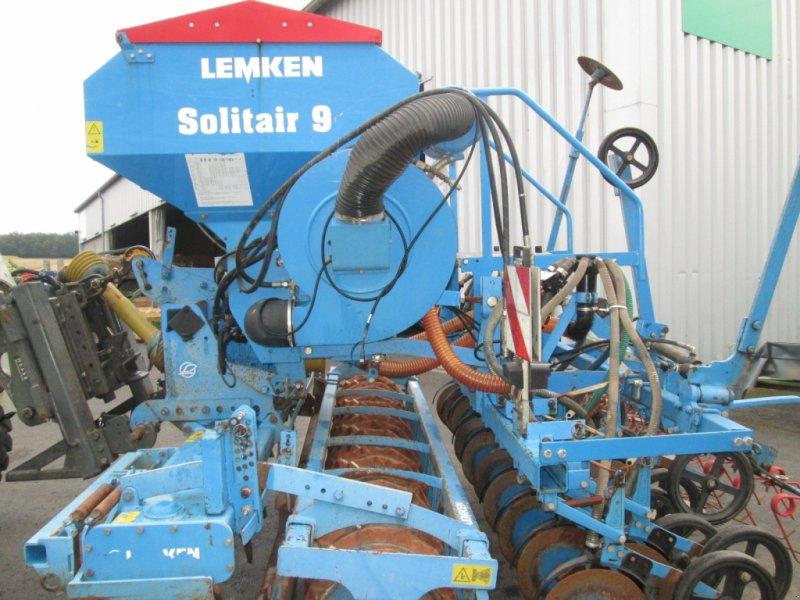 Drillmaschinenkombination des Typs Lemken Solitair 9 / 300 mit Zirkon, Gebrauchtmaschine in Wülfershausen an der Saale (Bild 2)