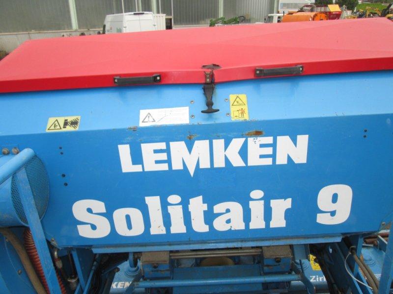 Drillmaschinenkombination des Typs Lemken Solitair 9 / 300 mit Zirkon, Gebrauchtmaschine in Wülfershausen an der Saale (Bild 11)