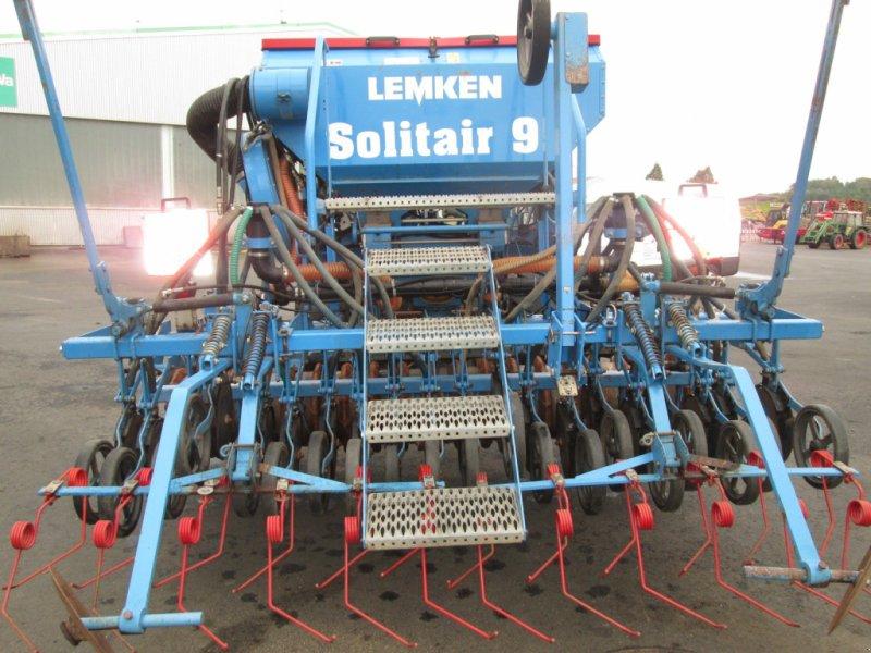 Drillmaschinenkombination des Typs Lemken Solitair 9 / 300 + Zirkon, Gebrauchtmaschine in Wülfershausen an der Saale (Bild 4)
