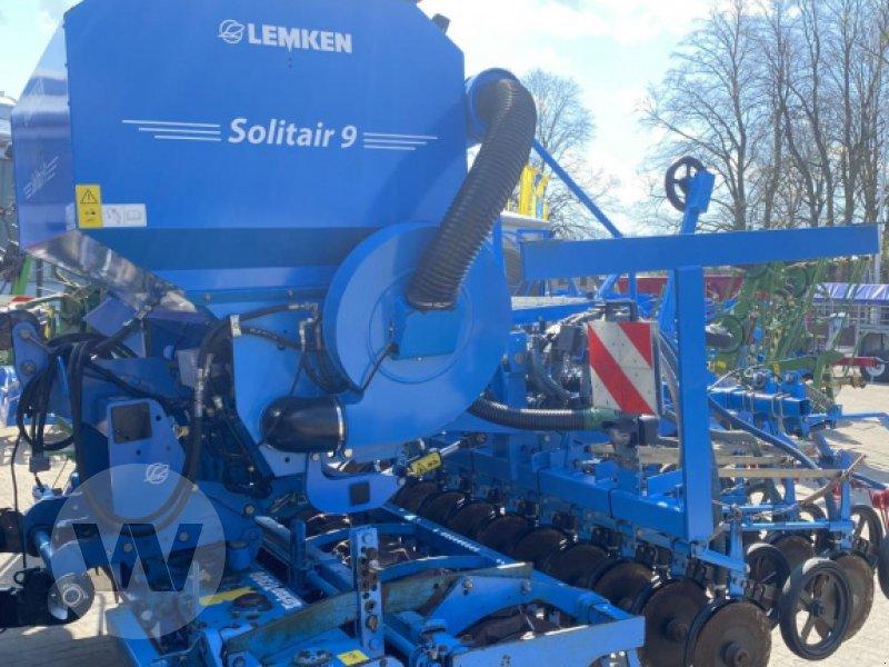 Drillmaschinenkombination des Typs Lemken SOLITAIR 9/300, Gebrauchtmaschine in Husum (Bild 4)