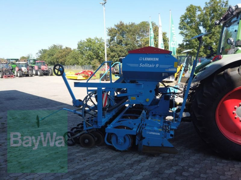 Drillmaschinenkombination του τύπου Lemken SOLITAIR 9/300DS, Gebrauchtmaschine σε Manching (Φωτογραφία 14)