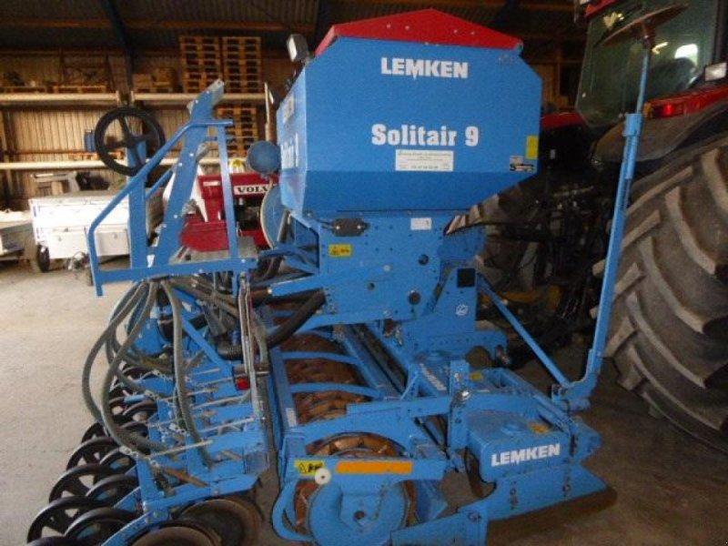 Drillmaschinenkombination типа Lemken Solitair 9 3mtr som nyt!!, Gebrauchtmaschine в Rødekro (Фотография 1)