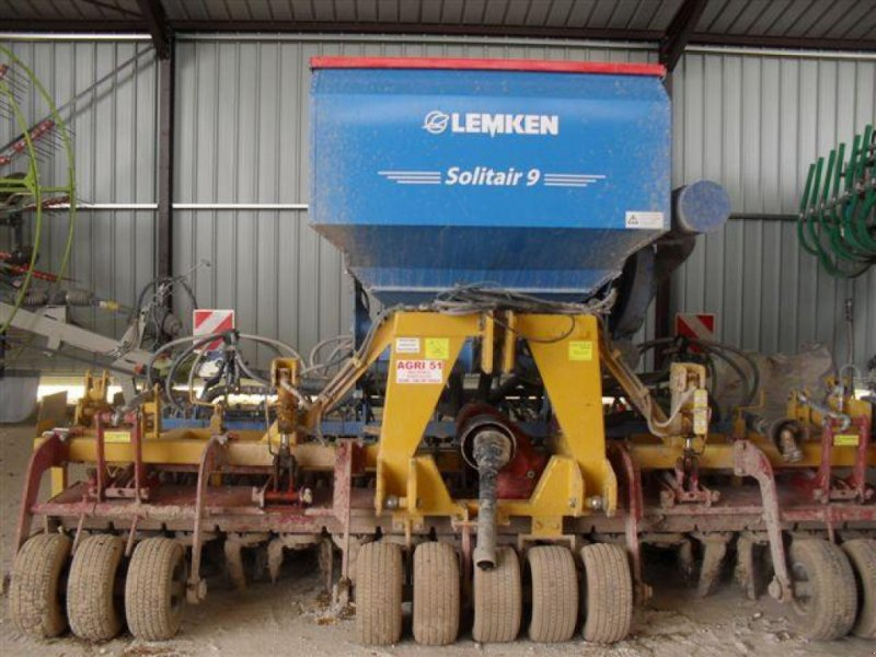 Drillmaschinenkombination a típus Lemken SOLITAIR 9/400DS, Gebrauchtmaschine ekkor: Marolles (Kép 1)