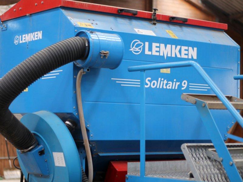 Drillmaschinenkombination des Typs Lemken Solitair 9, Gebrauchtmaschine in Heroldsbach (Bild 1)