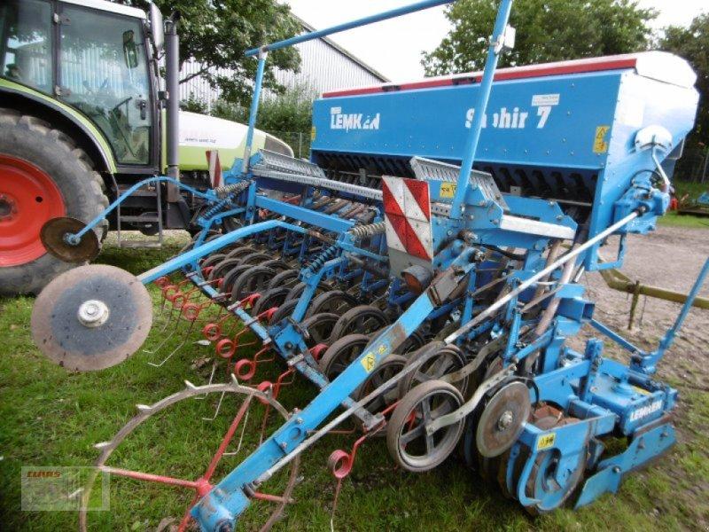 Drillmaschinenkombination a típus Lemken Zirkon 10/300 & Saphir 7/300, Gebrauchtmaschine ekkor: Sörup (Kép 1)