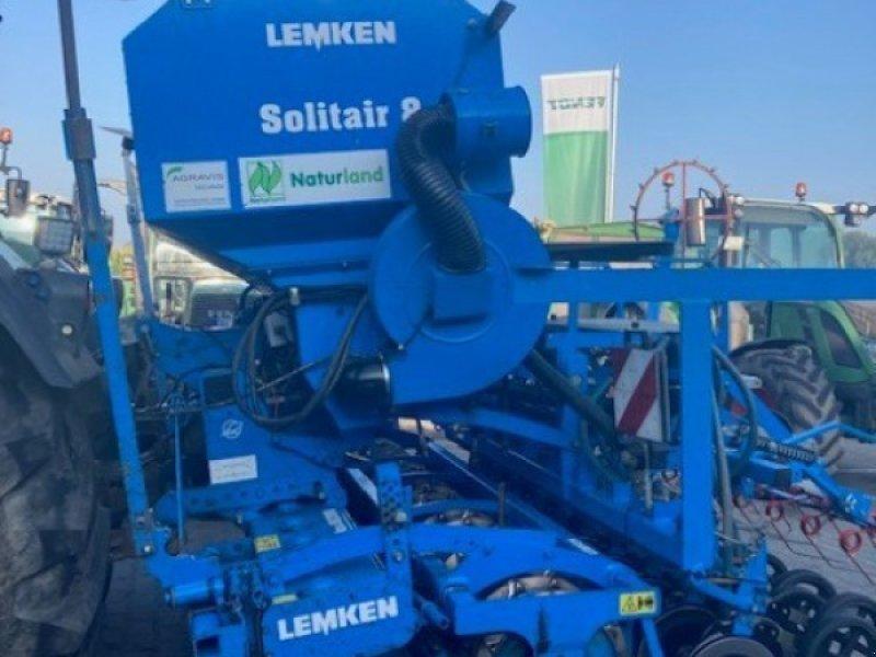 Drillmaschinenkombination des Typs Lemken ZIRKON 10/300 + SOILTAIR 8/300, Gebrauchtmaschine in Steinfurt (Bild 2)