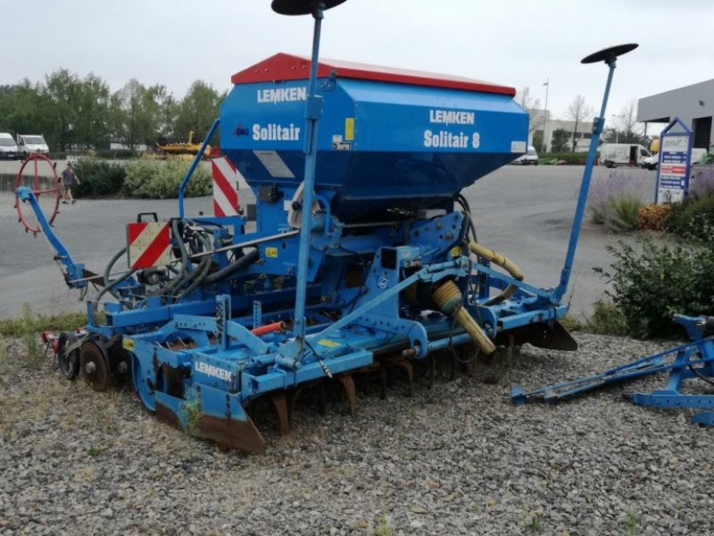 Photo Lemken zirkon 10/300