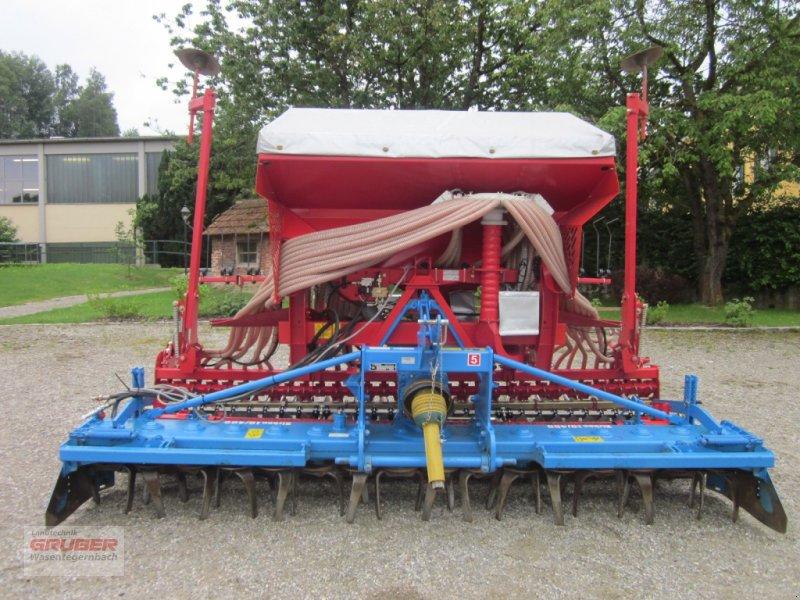 Drillmaschinenkombination a típus Lemken Zirkon 10 + Accord DA-X 4m inkl. Transportwagen, Gebrauchtmaschine ekkor: Dorfen (Kép 1)