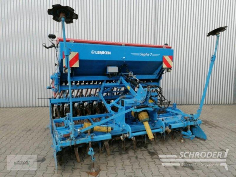Drillmaschinenkombination des Typs Lemken ZIRKON 10 + SAPHIR 7, Gebrauchtmaschine in Völkersen (Bild 1)