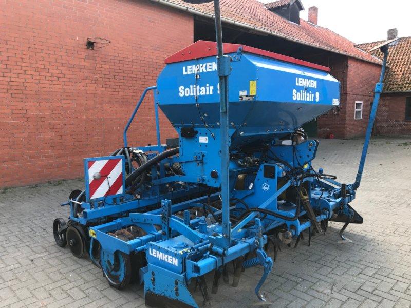 Drillmaschinenkombination типа Lemken Zirkon 10 + Solitair 9, Gebrauchtmaschine в Schweringen (Фотография 1)