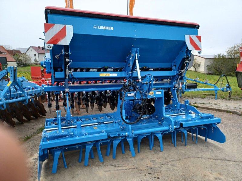 Drillmaschinenkombination tip Lemken Zirkon 12/300 + Saphir 9/300, Neumaschine in Uffenheim (Poză 1)