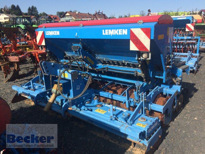 Drillmaschinenkombination a típus Lemken Zirkon 7/300 S + Saphir 7/300 DS, Gebrauchtmaschine ekkor: Weimar-Niederwalgern (Kép 1)