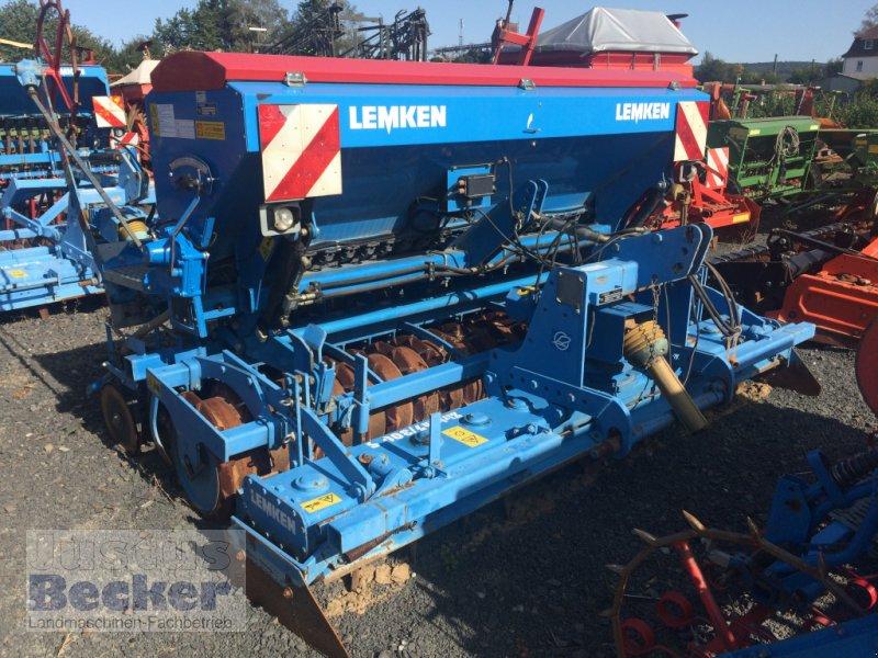 Drillmaschinenkombination des Typs Lemken Zirkon 7/300 S + Saphir 7/300 DS, Gebrauchtmaschine in Weimar-Niederwalgern (Bild 2)