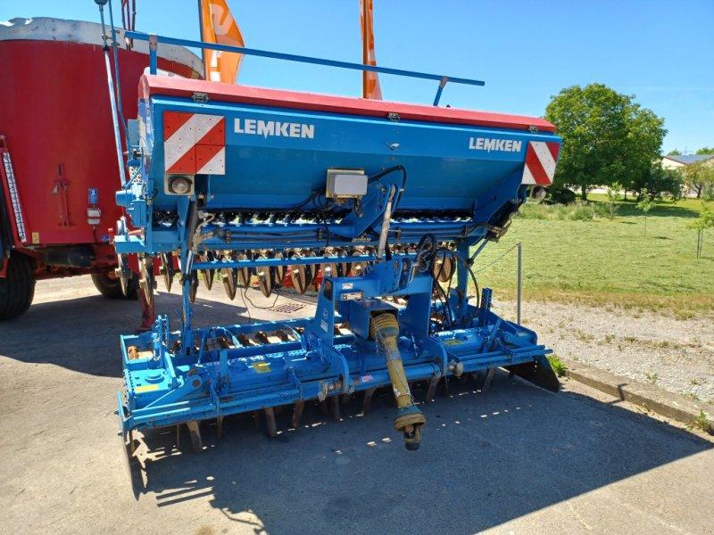 Drillmaschinenkombination des Typs Lemken Zirkon 7/300 + Saphir 7/300, Gebrauchtmaschine in Uffenheim (Bild 1)