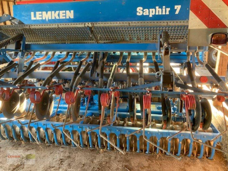 Drillmaschinenkombination des Typs Lemken Zirkon 7/300 Saphir 7/300, Gebrauchtmaschine in Oberessendorf (Bild 1)