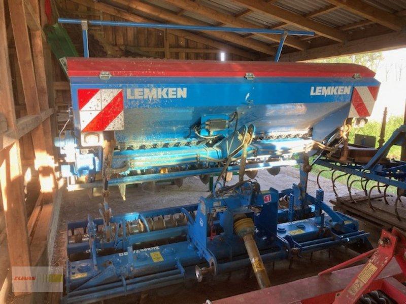 Drillmaschinenkombination des Typs Lemken Zirkon 7/300 + Saphir 7/300, Gebrauchtmaschine in Oberessendorf (Bild 1)