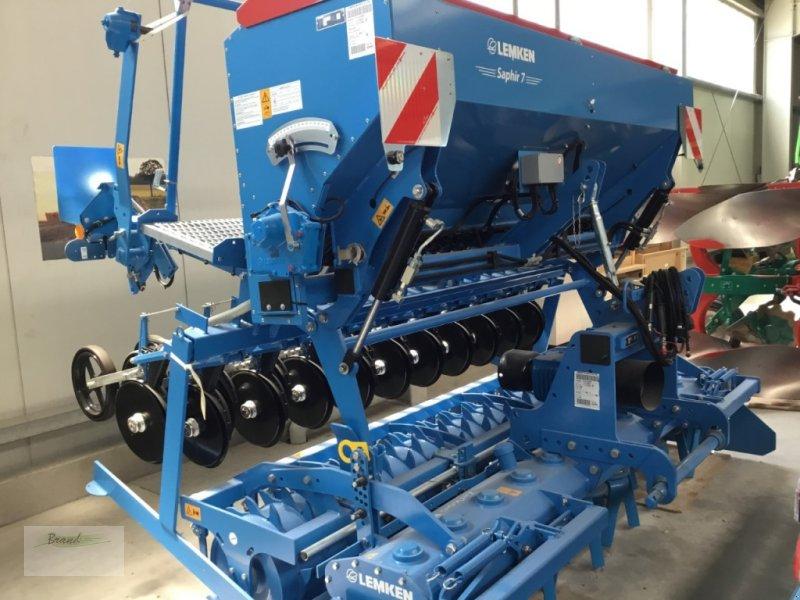 Drillmaschinenkombination des Typs Lemken Zirkon 8/300 + Saphir 7/300, Neumaschine in Beilngries (Bild 1)