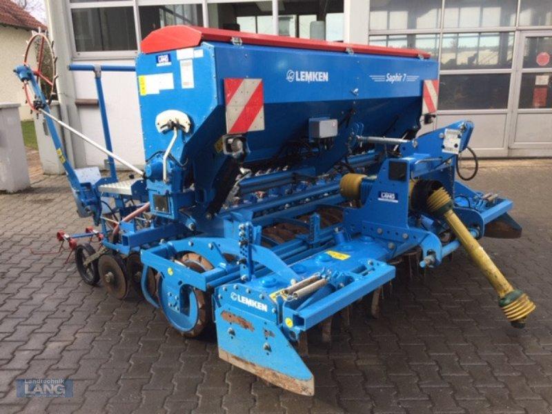 Drillmaschinenkombination типа Lemken Zirkon 8/300 + Saphir 7/300, Gebrauchtmaschine в Rottenburg (Фотография 1)