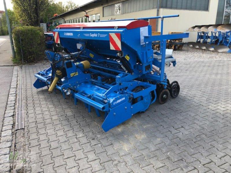 Drillmaschinenkombination tip Lemken Zirkon 8/300 + Saphir 7/300, Gebrauchtmaschine in Markt Schwaben (Poză 1)