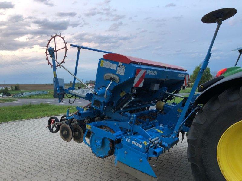 Drillmaschinenkombination des Typs Lemken Zirkon 8/300 + Saphir 7/300, Gebrauchtmaschine in Sonderhofen (Bild 1)