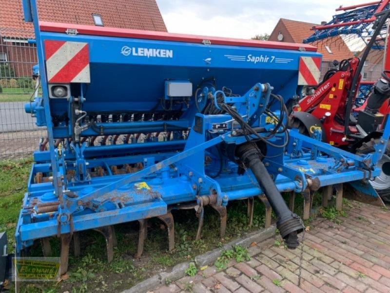 Drillmaschinenkombination типа Lemken Zirkon 8 mit Saphir 7, Gebrauchtmaschine в Neuenkirchen-Vinte (Фотография 1)