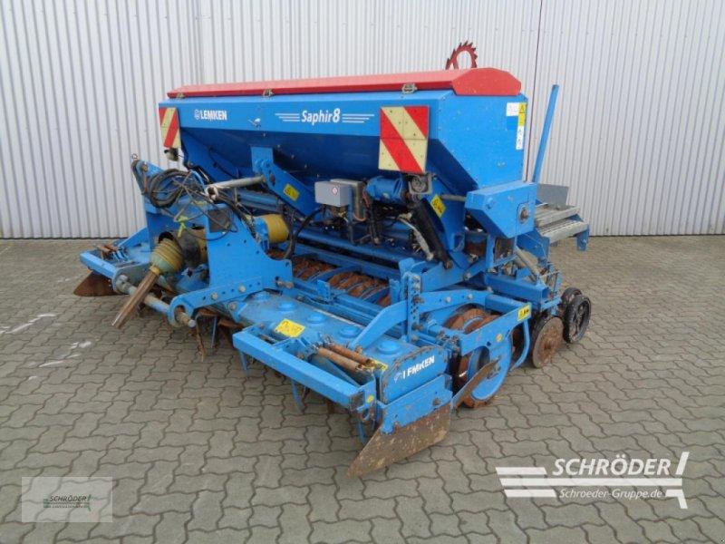 Drillmaschinenkombination des Typs Lemken ZIRKON 8 + SAPHIR 8, Gebrauchtmaschine in Ahlerstedt (Bild 1)