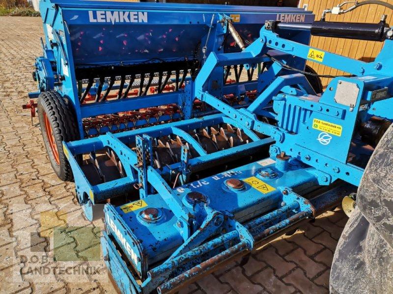Drillmaschinenkombination des Typs Lemken Zirkon 9/300 + EuroDrill 300/25, Gebrauchtmaschine in Lauterhofen (Bild 1)
