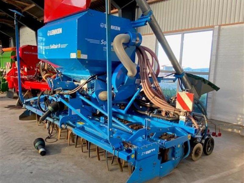 Drillmaschinenkombination des Typs Lemken Zirkon/Solitair 4m Solitair 8, Gebrauchtmaschine in Holstebro (Bild 1)