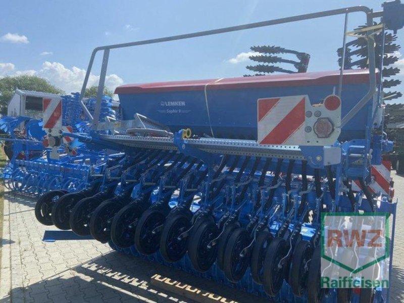 Drillmaschinenkombination des Typs Lemken Zirkon12 mit Sahir 9 3m, Ausstellungsmaschine in Mutterstadt (Bild 1)