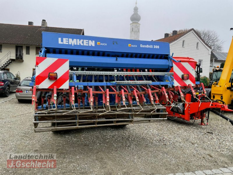 Drillmaschinenkombination типа Lemken Zirkon7-300 Eurodrill 300, Gebrauchtmaschine в Mühldorf (Фотография 6)
