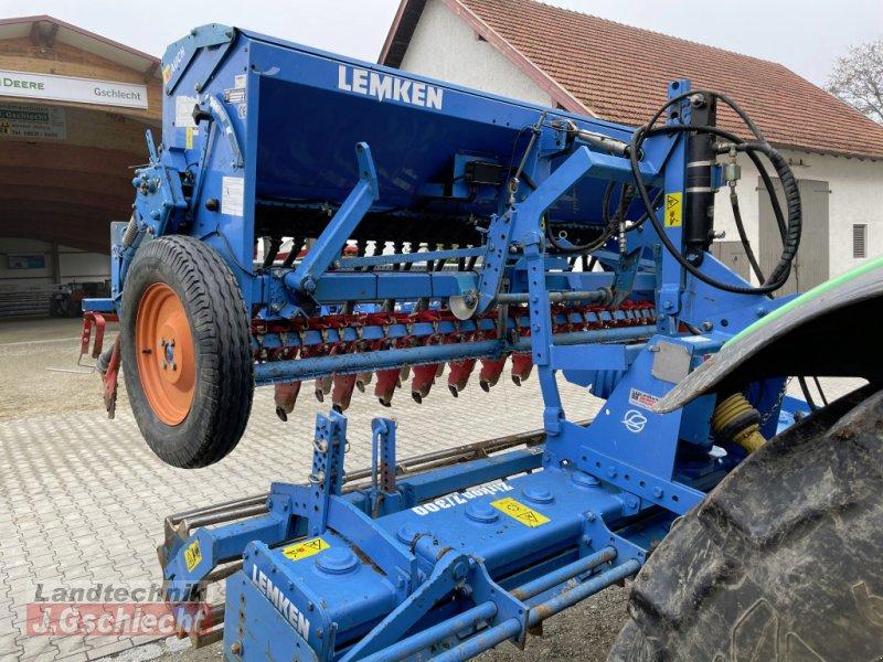 Drillmaschinenkombination типа Lemken Zirkon7-300 Eurodrill 300, Gebrauchtmaschine в Mühldorf (Фотография 7)