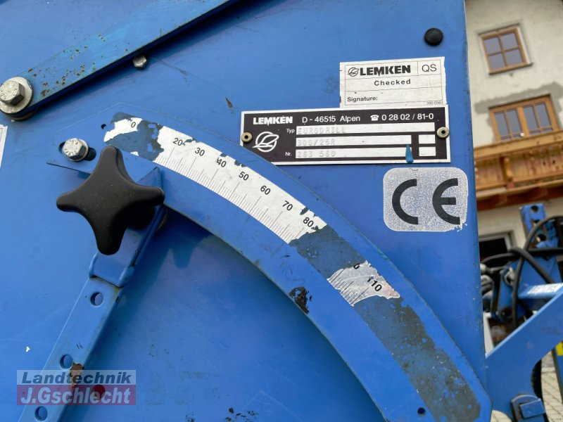 Drillmaschinenkombination типа Lemken Zirkon7-300 Eurodrill 300, Gebrauchtmaschine в Mühldorf (Фотография 9)