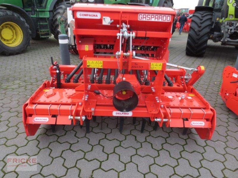 Drillmaschinenkombination des Typs Maschio DELFINO 2000 SCM+COMPAGNA 1500, Gebrauchtmaschine in Bockel - Gyhum (Bild 1)