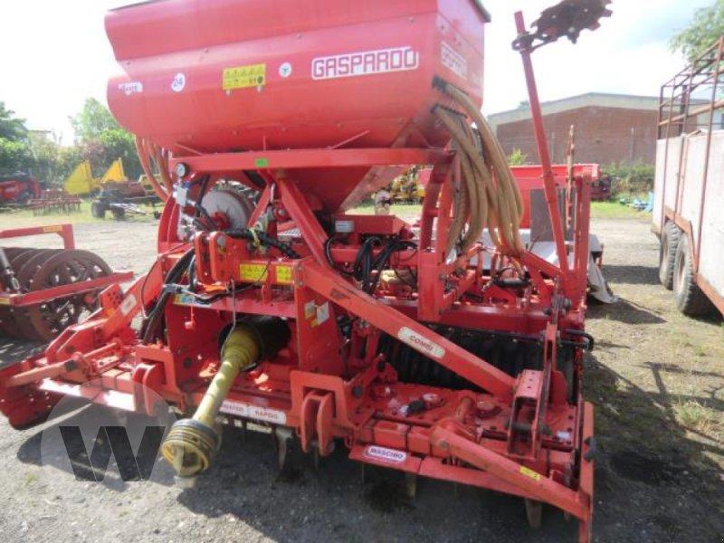 Drillmaschinenkombination des Typs Maschio DM RAPIDO+ALIANTE, Gebrauchtmaschine in Niebüll (Bild 1)